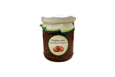 Confettura Extra di Pomodorino Ciliegino Agriturismo Val di Noto