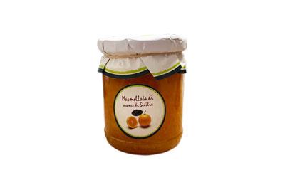 Marmellata di Arance di Sicilia Agriturismo Val di Noto