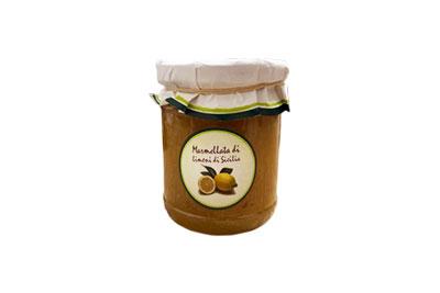 Marmellata di Limoni di Sicilia Agriturismo Val di Noto