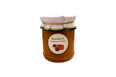 Marmellata di Mandarini di Sicilia Agriturismo Val di Noto